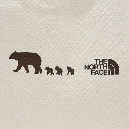 THE NORTH FACE 子供用トート・レッスンバッグ 【THE NORTH FACE】☆K'S COTTON BAG☆★安全発送★(5)