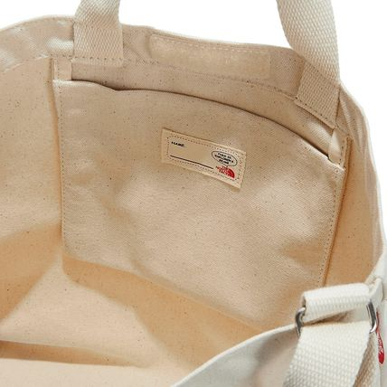 THE NORTH FACE 子供用トート・レッスンバッグ 【THE NORTH FACE】☆K'S COTTON BAG☆★安全発送★(6)