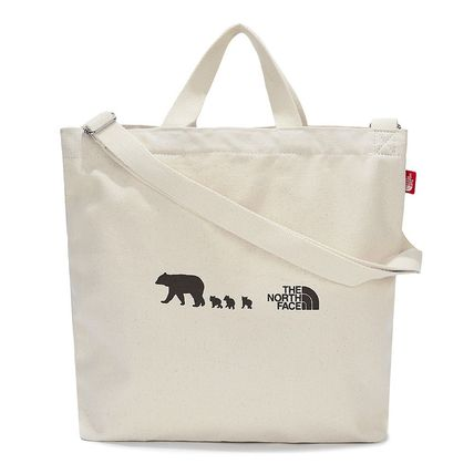 THE NORTH FACE 子供用トート・レッスンバッグ 【THE NORTH FACE】☆K'S COTTON BAG☆★安全発送★(7)