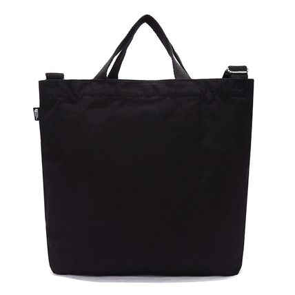 THE NORTH FACE 子供用トート・レッスンバッグ 【THE NORTH FACE】☆K'S COTTON BAG☆★安全発送★(8)