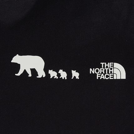THE NORTH FACE 子供用トート・レッスンバッグ 【THE NORTH FACE】☆K'S COTTON BAG☆★安全発送★(11)