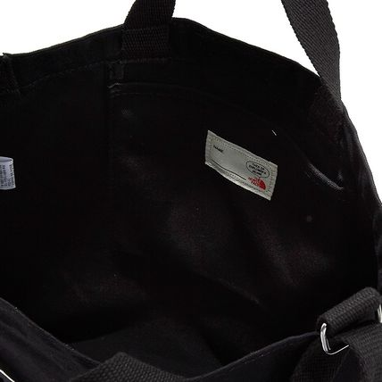 THE NORTH FACE 子供用トート・レッスンバッグ 【THE NORTH FACE】☆K'S COTTON BAG☆★安全発送★(12)