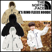 【THE NORTH FACE 】 ★2020 新作★ K'S RIMO FLEECE HOODIE