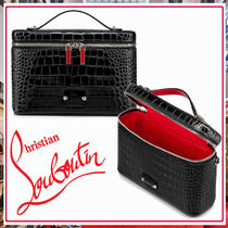 Christian Louboutin☆Kypipouch☆ブラックバッグ☆送料込