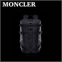 MONCLER】ARGENS 撥水性スエード ポケット付 バックパック