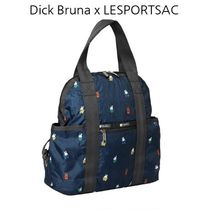 LeSportsac X Dick Bruna★DOUBLE TROUBLE BACKPACK コラボ