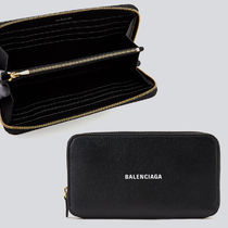 関税負担なし☆BALENCIAGA CASH CONTINENTAL WALLET