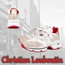 【Christian Louboutin】Red Runner Donna スニーカー