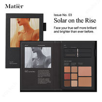 Matier(マティエ) アイメイク Matier★Issue No.03 Solar on the Rise / メイクアップブック