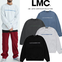 ★20-21FW新作★LMC★CAPITAL LOGO SWEATSHIRT_4色