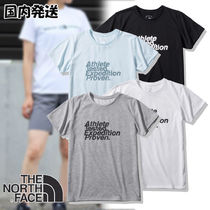 The North Face☆S/S Athlete Tested Logo Tee 国内発送・買付