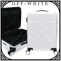 "Off-White ""For Travel"" Quote スーツケース 関税送料なし"