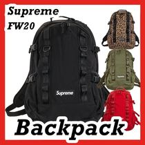 Supreme Backpack バックパック AW FW 20 WEEK 1