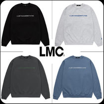 [ LMC ] ★ 韓国大人気 ★  LMC CAPITAL LOGO SWEATSHIRT