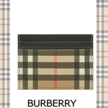 ★BURBERRY★SANDON CARD HOLDER おしゃれで機能的♪