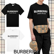 ★BURBERRY★LETCHFORD LOGO TEE シンプルで着心地抜群