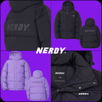 [ NERDY ]★20-21AW★NY Track Solid Down Jacket