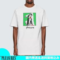 【新作/コラボ】PLEASURES x MARILYN MANSON SUFFER Tシャツ