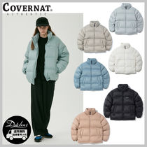 COVERNAT RDS Duckdown Shot Padding Jumper YJ133 追跡付