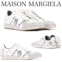 MAISON MARGIELA REPLICA SNEAKERS HANDCRAFTED