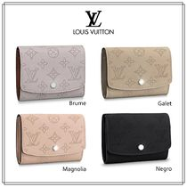 【LOUIS VUITTON】 ポルトフォイユ・イリス コンパクト 4色