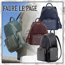 ◆Faure Le Page 20SS 最新作◆リュックエカイユキャンバス◆4色