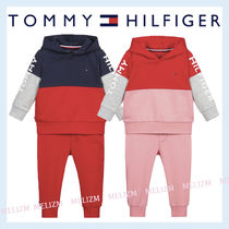 TommyHilfiger★Red/Pink Baby Tracksuit★関税送料込み♪