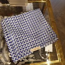 2020 NEW♪Tory Burch ◆TZAG SILK SQUARE SCARF