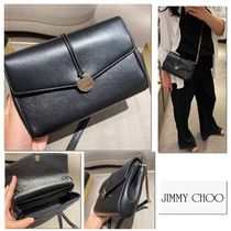 VIP SALE!!【JIMMY CHOO】BRIA☆ウォレット☆Crossbody
