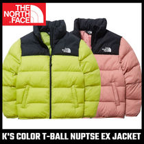 【THE NORTH FACE】K'S COLOR T-BALL NUPTSE EX JACKET
