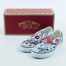 VANS::MASH UP SLIP-ON-STICKERS:23.5cmRESALE]
