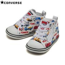 ☆CONVERSE BABY ALL STAR N TOMICA PT Z WHITE 国内発送 正規品