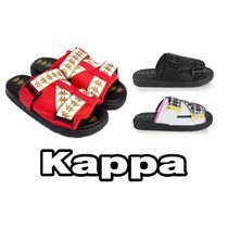 KAPPA カッパ Men's 222 Banda Mitel 1 Slide Sandals サンダル