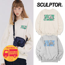 SCULPTOR Bubble Gum Sweatsh BBH155 追跡付