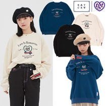 ★TGT X RMTCRW★日本未入荷 韓国 HEART RAUREL SWEAT SHIRT