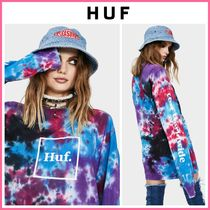 HUF(ハフ) Tシャツ・カットソー 2020SS新作!! ☆ HUF ☆ PRISM WASH LONG SLEEVE GRAPHIC TEE
