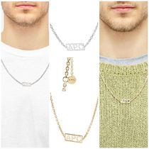 A.P.C Logo Necklace アーペーセー ロゴ ネックレス 関送料無料