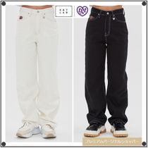 ROMANTIC CROWNの[TGT X RMTCRW]POINT STITCHES JEANS 全2色