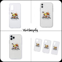 【MARK GONZALES】★Rose Angel Phonecase Galaxy s20 / IPHONE