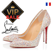 Christian Louboutin ルブタン Pigalle Follies 100mm パンプス
