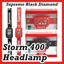 Supreme Black Diamond Storm 400 Headlamp FW AW 20 WEEK 1
