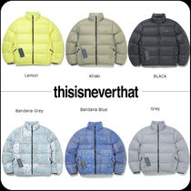 [ Thisisneverthat ]★PRE-ORDER PERTEX  T Down Jacket