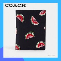 【Watermelons!】☆Coach☆パスポートケース