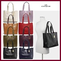 【COACH】Derby Tote トートバッグ☆