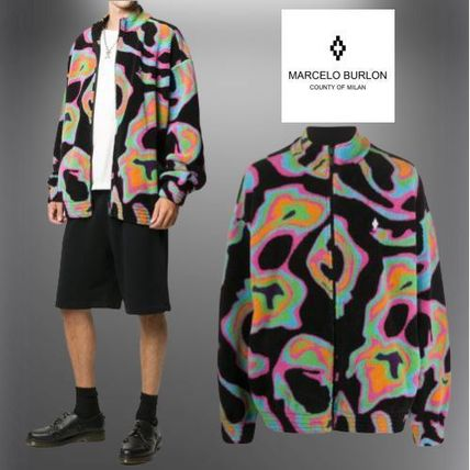 ★Marcelo Burlon★ County of Milan トラックジャケット
