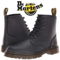 関税送料込 Dr.Martens Awley Leather Lace-Up Boot