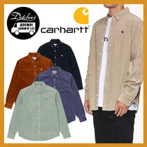 CARHARTT WIP L S MADISON CORD SHIRT NE2546 追跡付