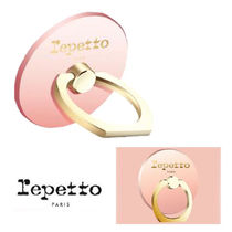 【Repetto】SMARTPHONE RING HOLDER★バンカーリング★追跡付