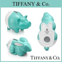 ☆Tiffany&Co☆Tiffany Color Block Bank ☆貯金箱