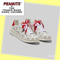 PEANUTS X MARC JACOBS THE TENNIS SHOE SNOOPY AND WOODSTOCK